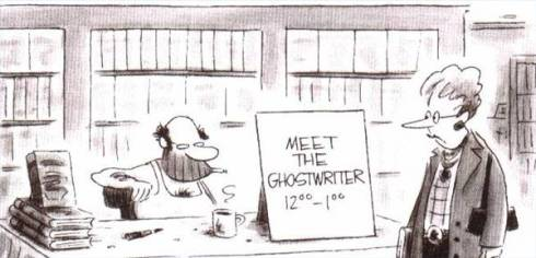 ghostwriter cartoon