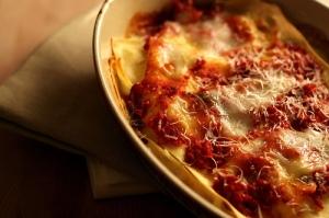 food lasagna