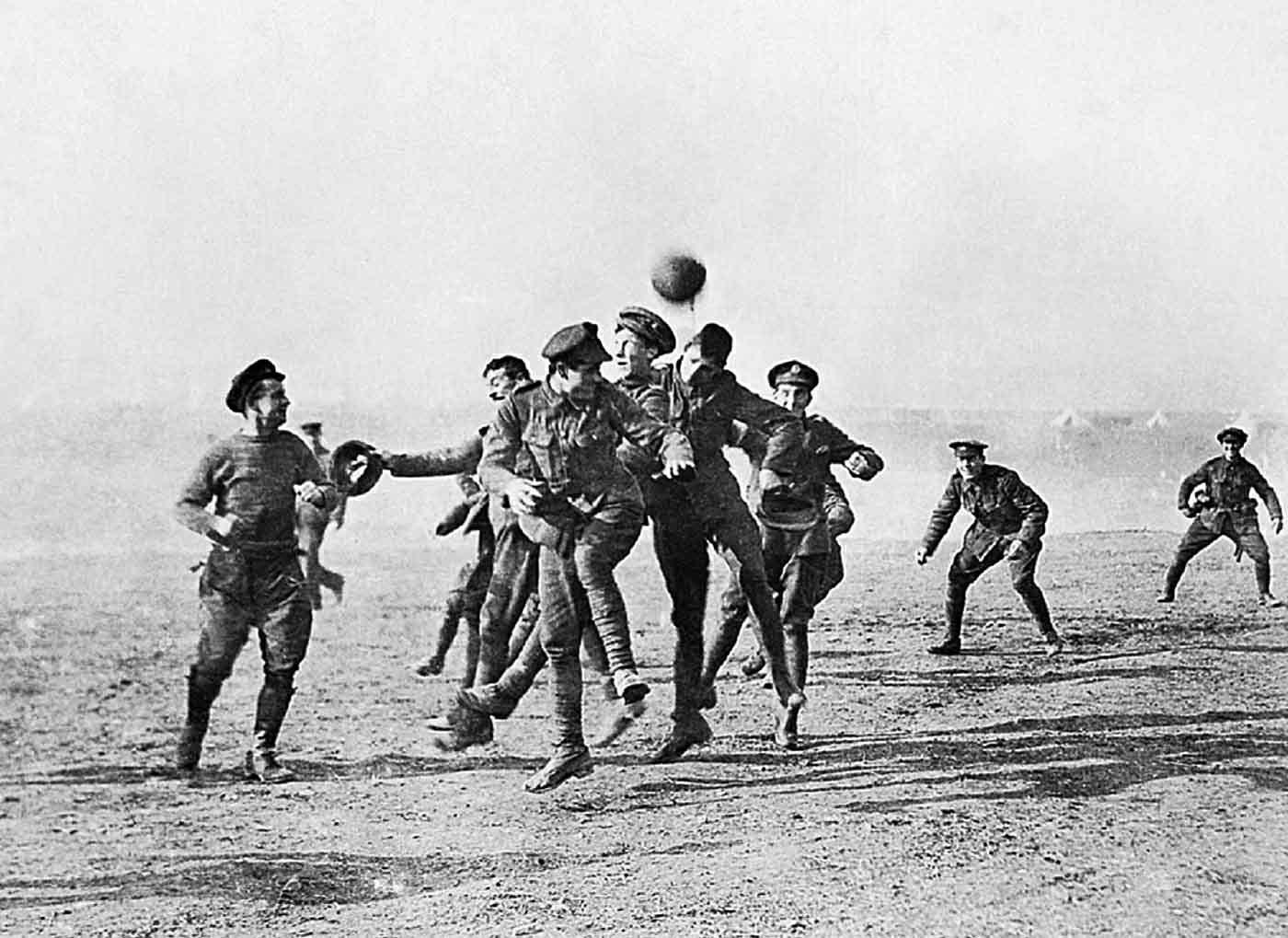 The Christmas truce – 1914 | Heart Sisters