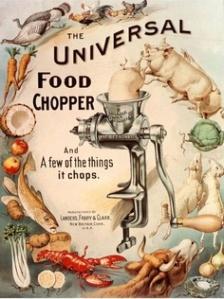 universal vintage ad