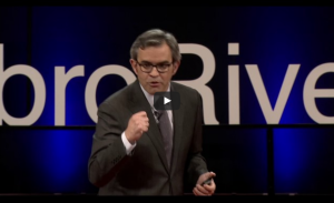 Mayo Clinic's Dr. Victor Montori at TEDx Zumbro River