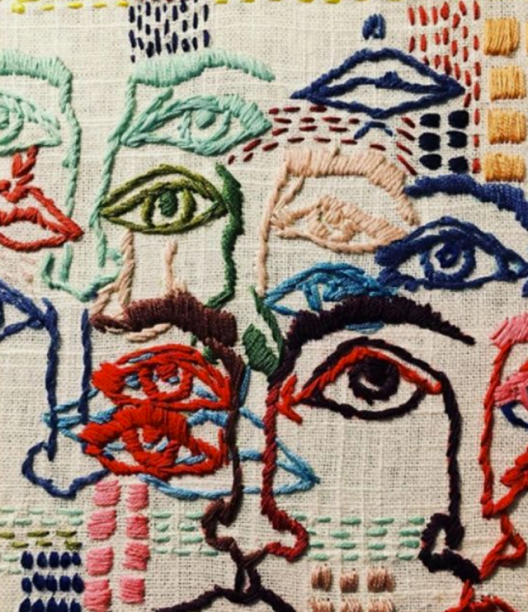 THIS Embroidery Tessa Perlow